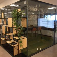 Glass Partitions 4