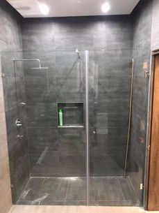 shower glass door 2